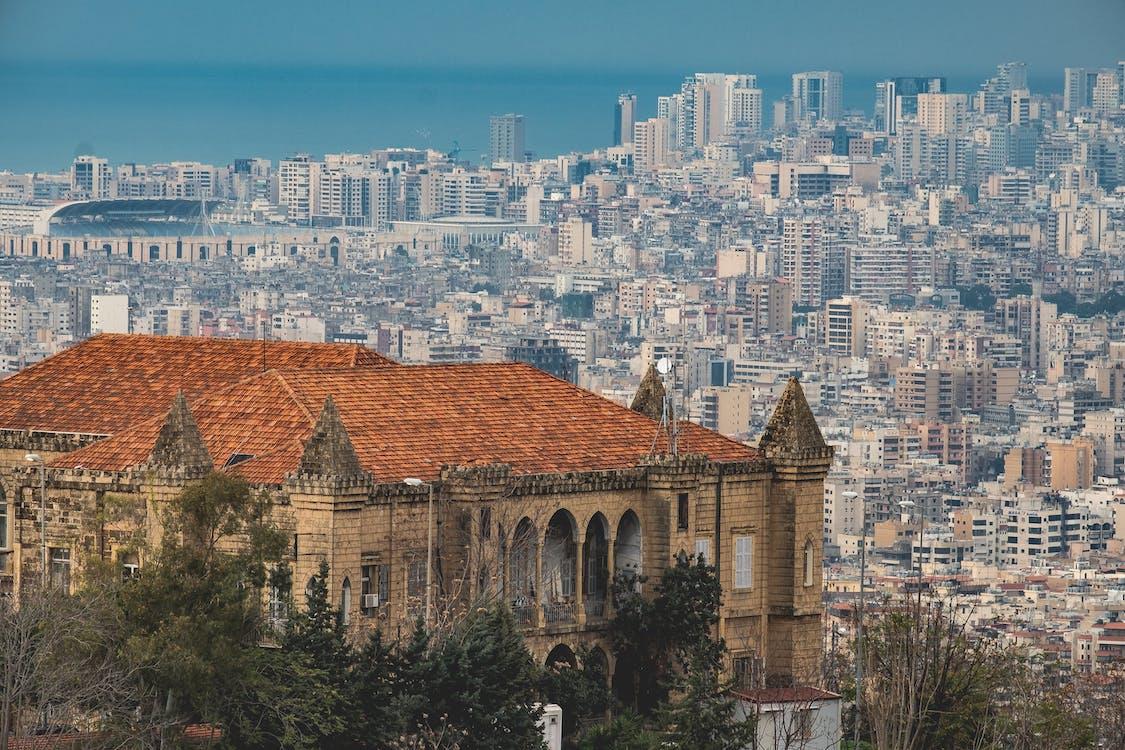 Beirut Cityscape