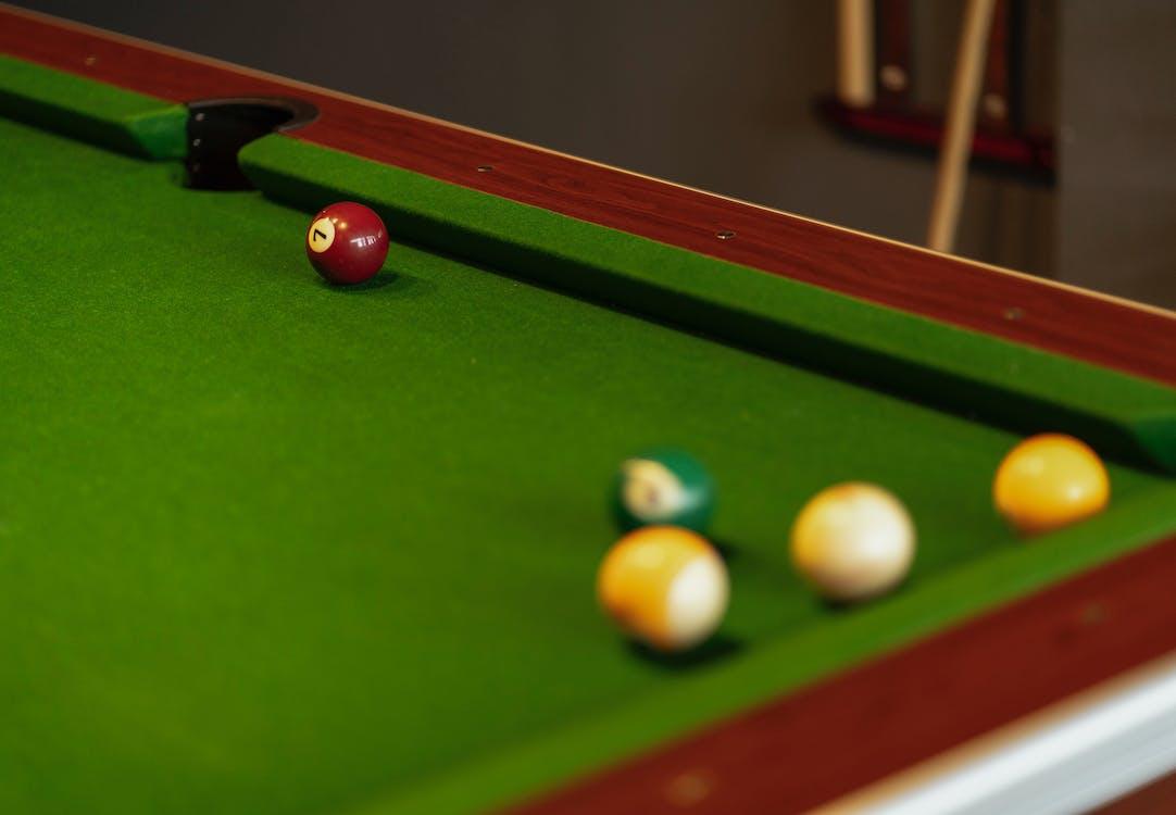 室內好去處-桌球也是一種室內的休閒好活動