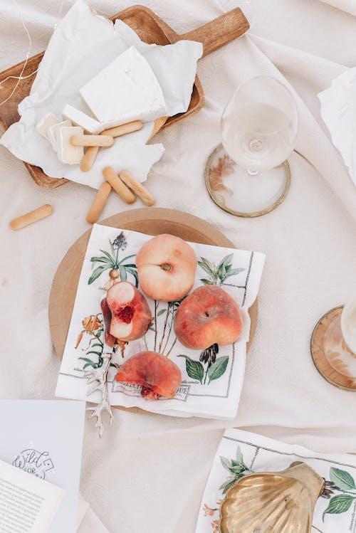 Kostnadsfri bild av blad, bröd, familj, filt