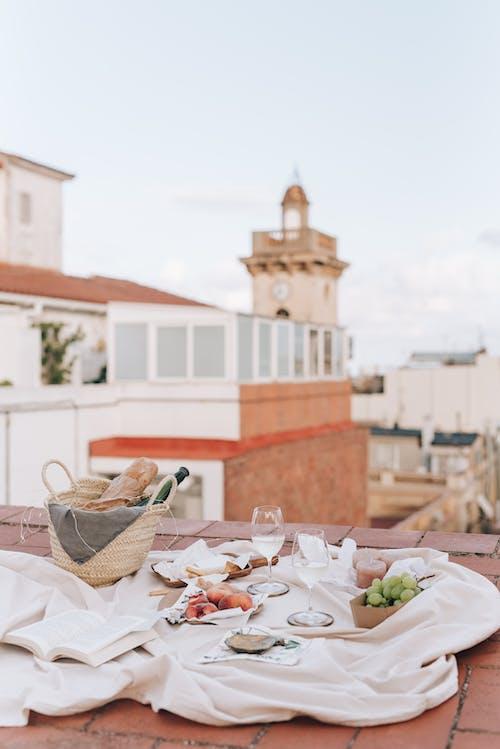 Kostnadsfri bild av arkitektur, avslappning, bröd, bröllop