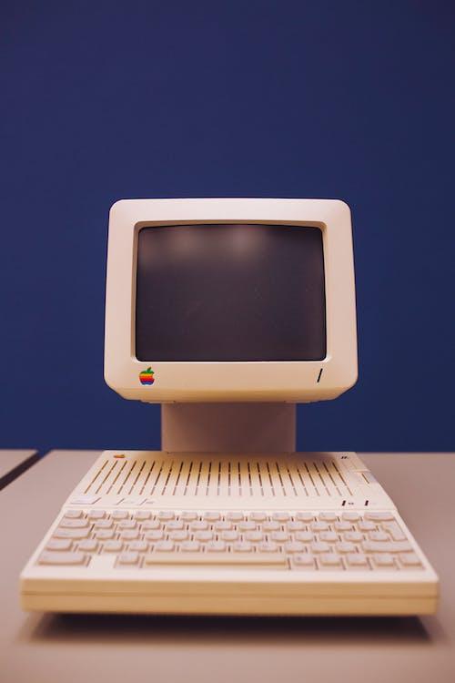 Бесплатное стоковое фото с 80-е годы, apple, mac intsch, беспроводной
