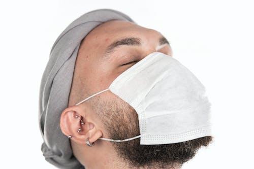 Kostenloses Stock Foto zu auge, coronavirus, entspannung, epidemie