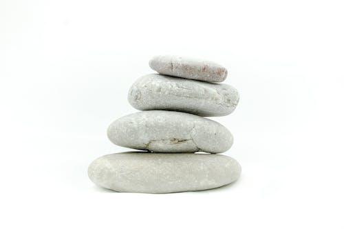 Gratis lagerfoto af balance, helbredelse, stablet, sten