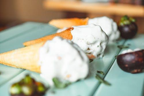 Fotos de stock gratuitas de conos, de cerca, fotografía de comida