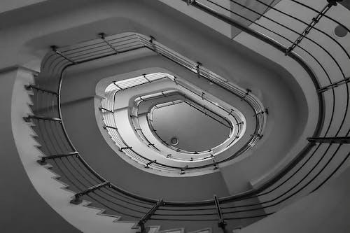 Бесплатное стоковое фото с архитектура, геометрия, горизонтальный, декор