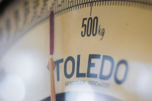 Free stock photo of measure, number, scale, weight