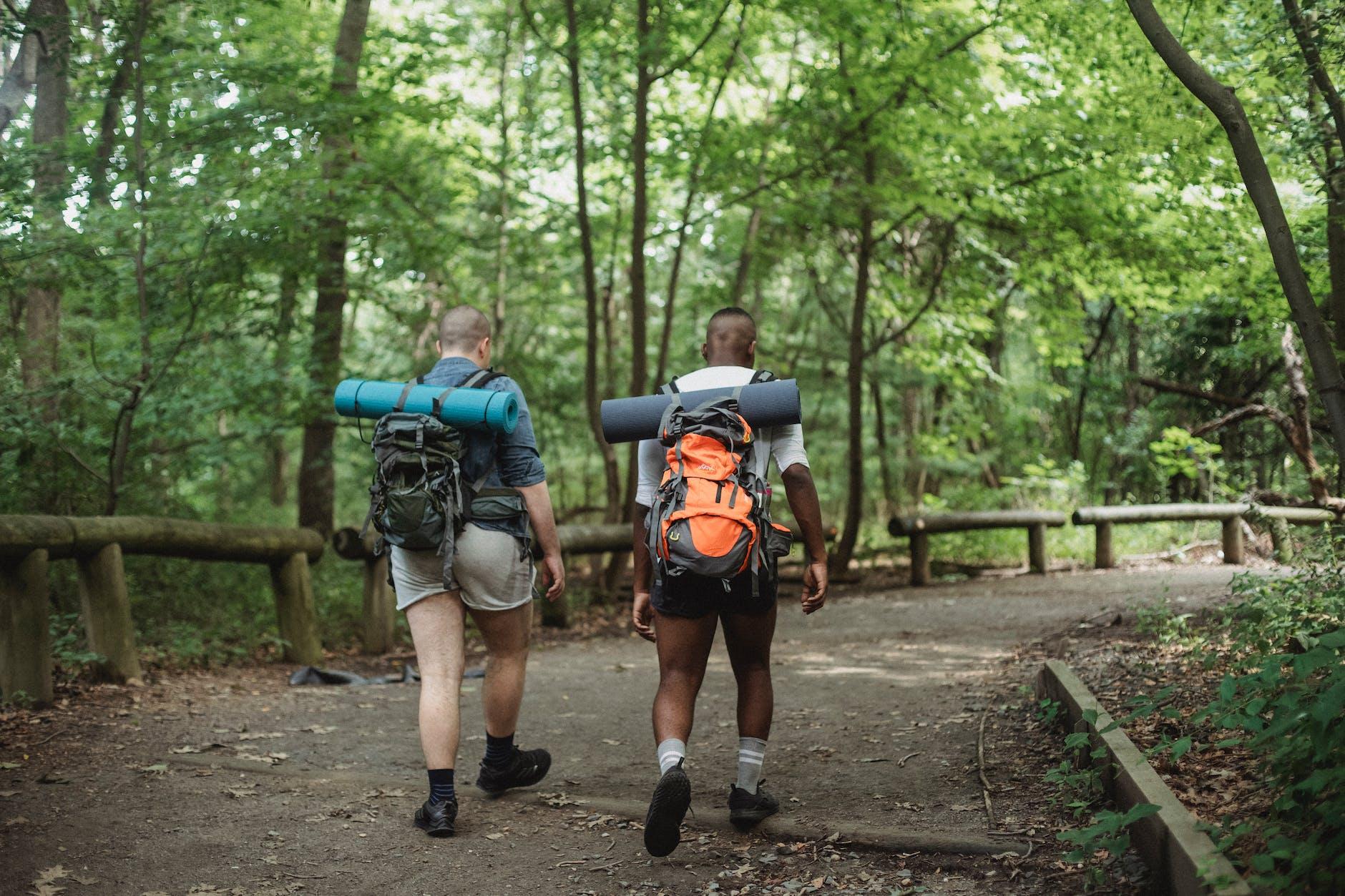 40 liter hiking backpack