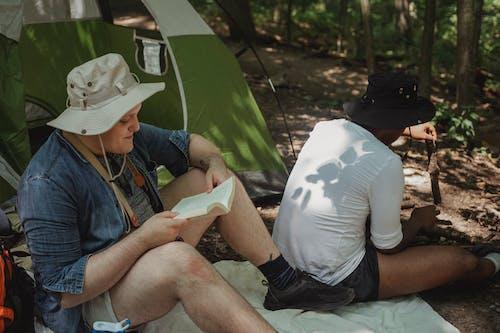 一起, 不露面, 休息, 伴侶 的 免费素材图片