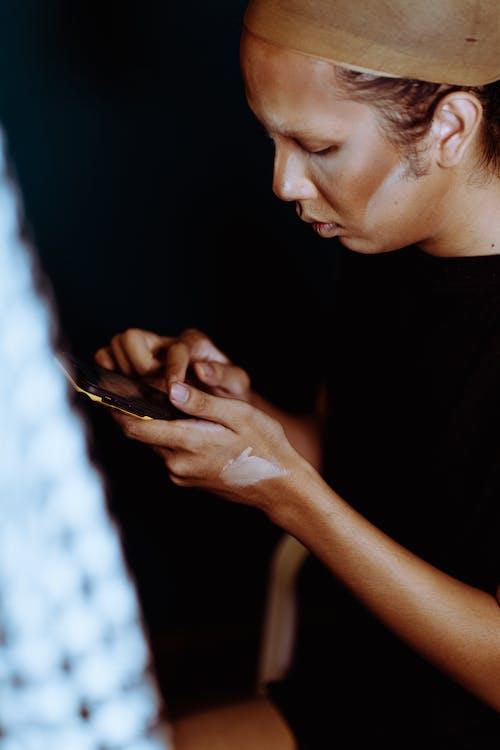 Δωρεάν στοκ φωτογραφιών με gadget, millennial, smartphone