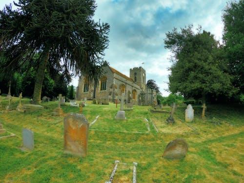 Darmowe zdjęcie z galerii z hertfordshire, kościół, stary budynek, watton at stone