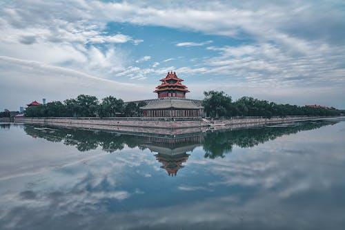 Kostenloses Stock Foto zu architektur, buddha, burg, draußen