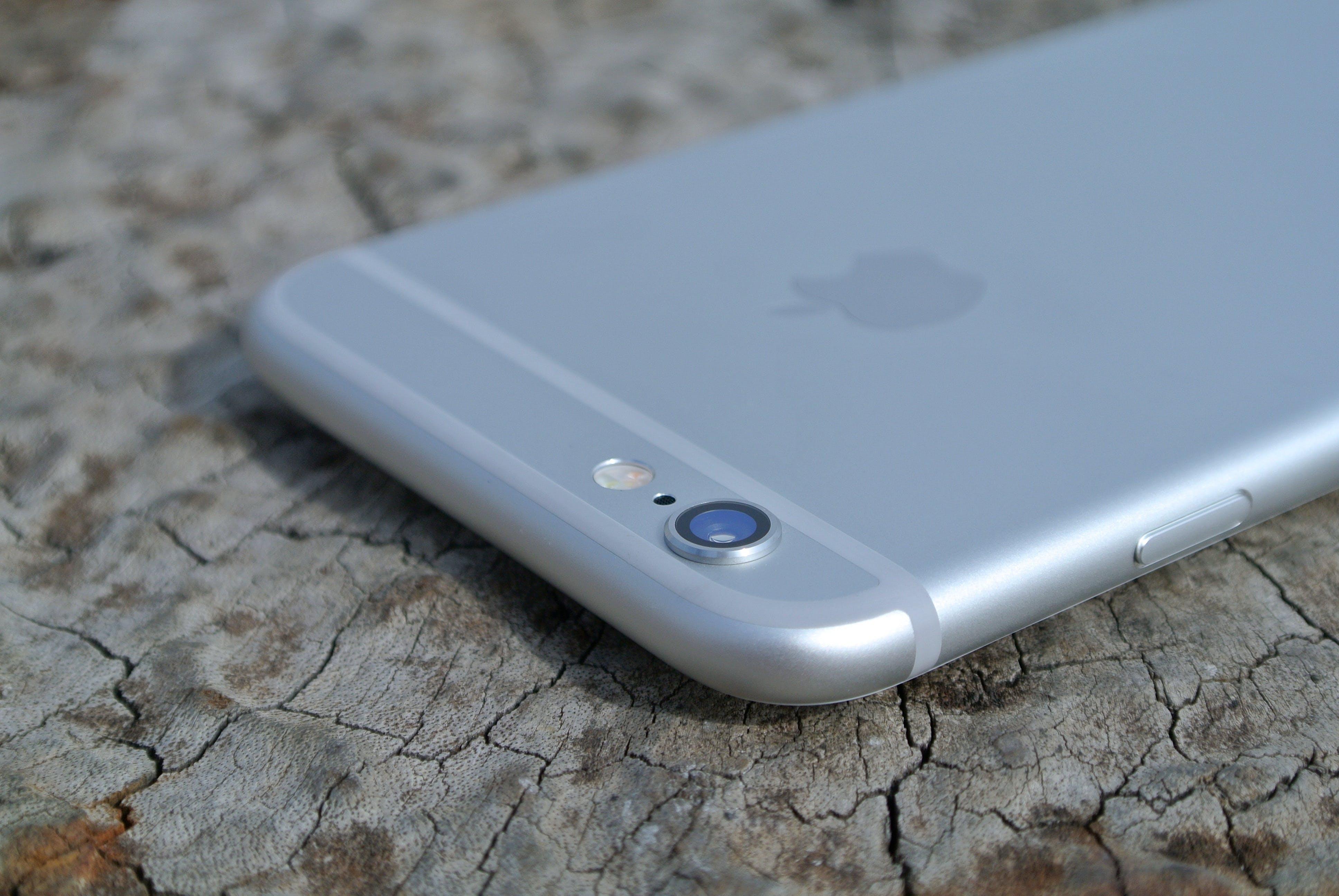 Ingyenes stockfotó ezüst, fényképezőgép, fényképezőgép-lencse, iphone témában
