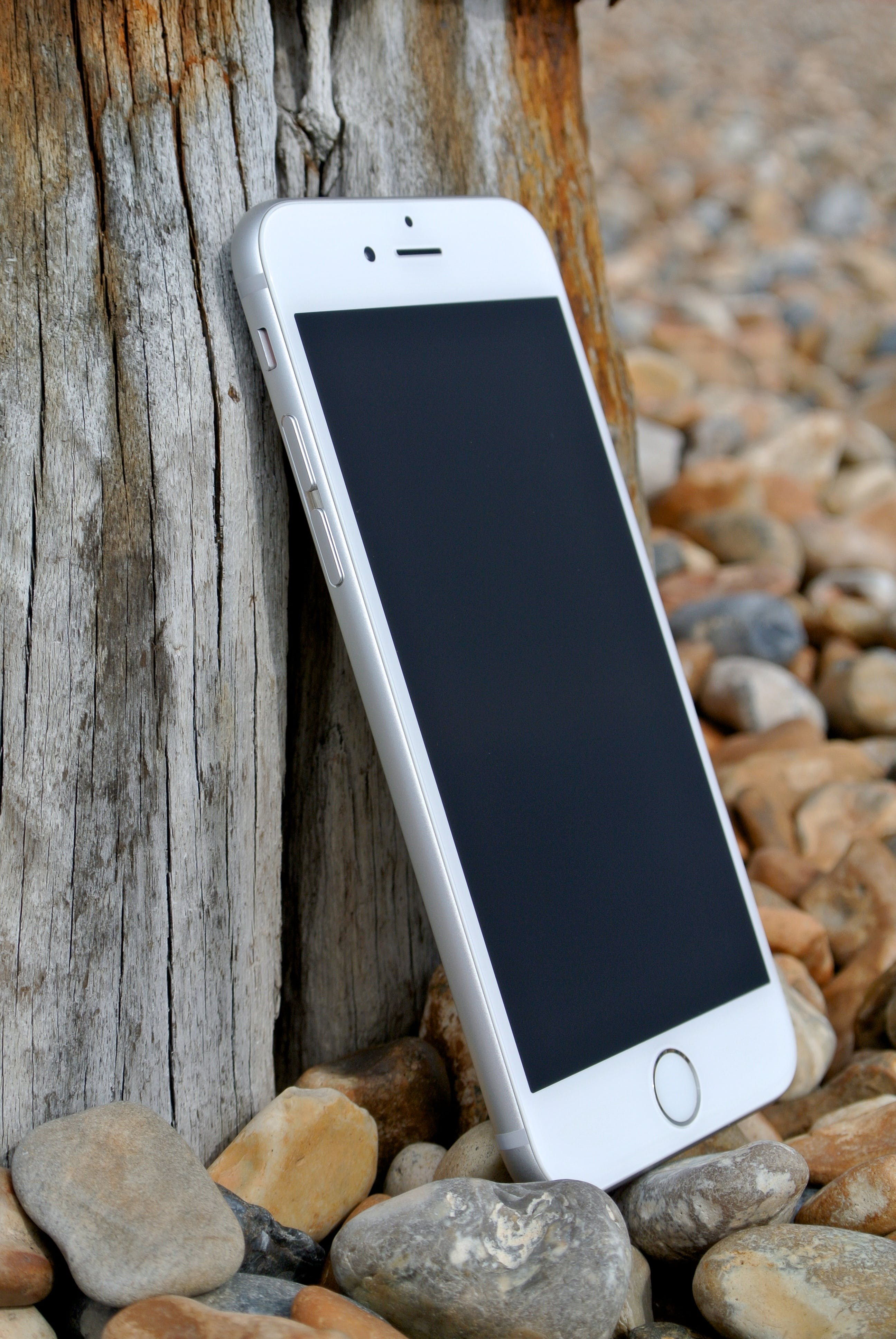 Silver Iphone 6