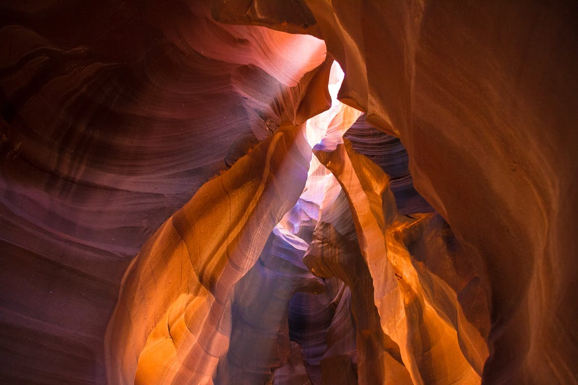 Amerika, antelope canyon, antilopen canyon
