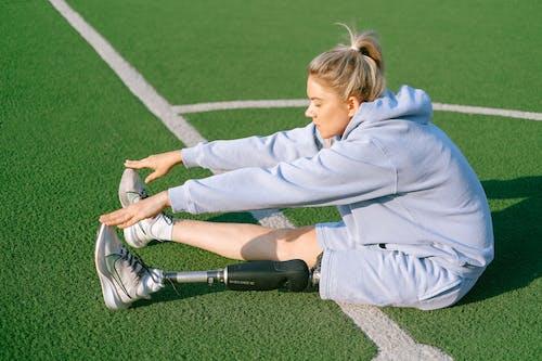 Immagine gratuita di abbigliamento sportivo, activewear, allenamento