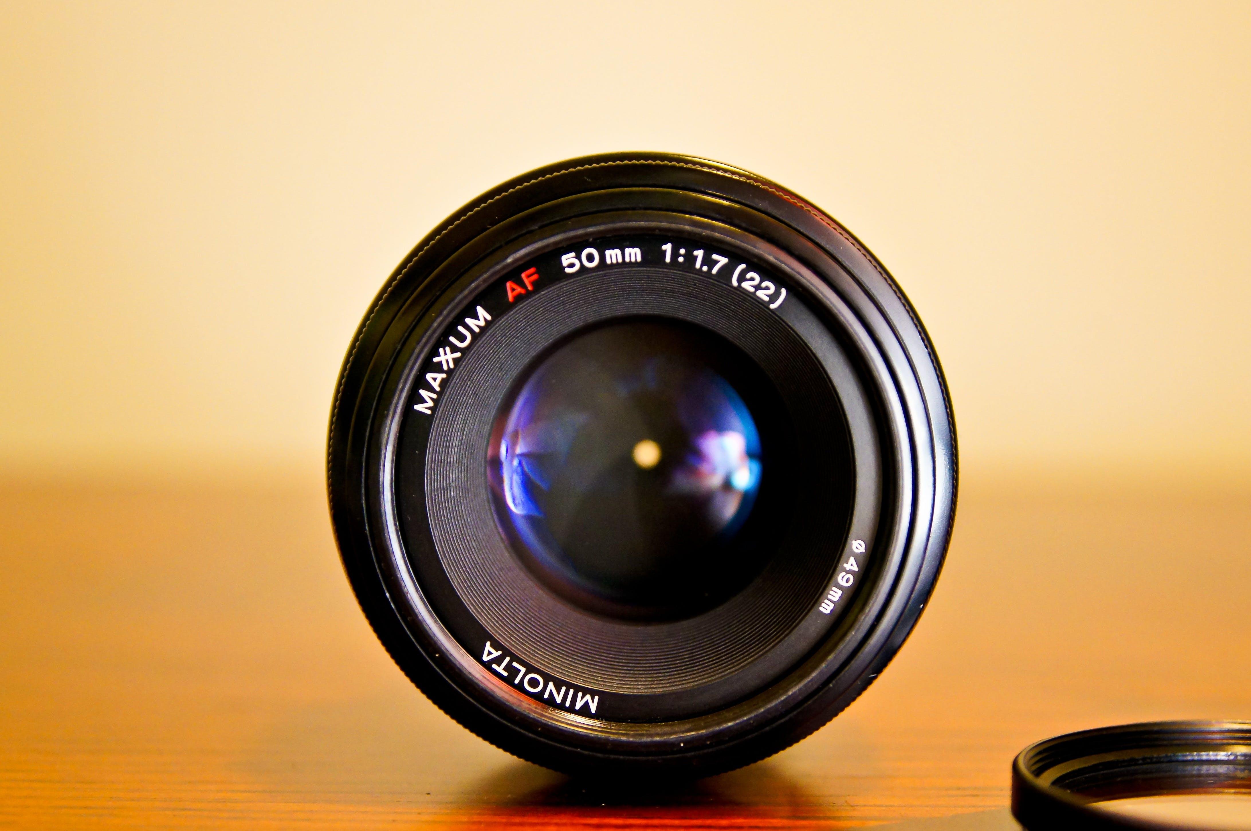 Ilmainen kuvapankkikuva tunnisteilla kameran linssi, lähikuva, linssi, tarvikkeet