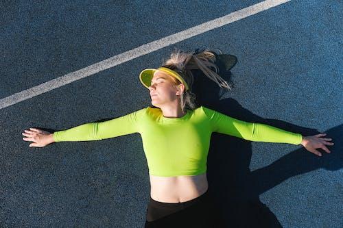 Kostenloses Stock Foto zu aktivbekleidung, aktivität, aufsicht