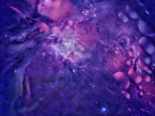 Gratis lagerfoto af abstrakt, astronomi, baggrund, dråbe