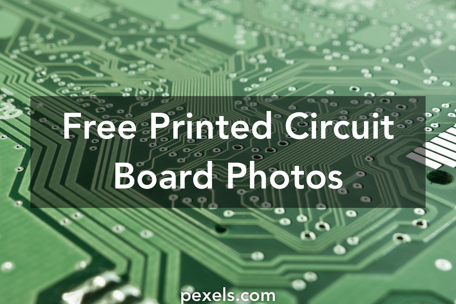 500 Great Printed Circuit Board Photos Pexels Free Stock
