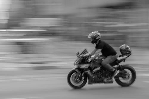 Free stock photo of fast life, manhattan, motorcycle