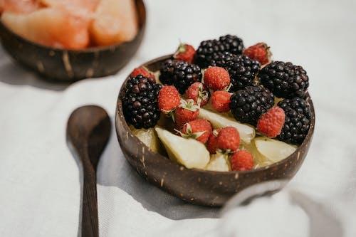 Δωρεάν στοκ φωτογραφιών με blackberries, αντιοξειδωτικό, βατόμουρα