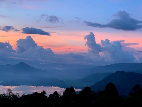 Free stock photo of beautiful sunset, clouds, guatemala