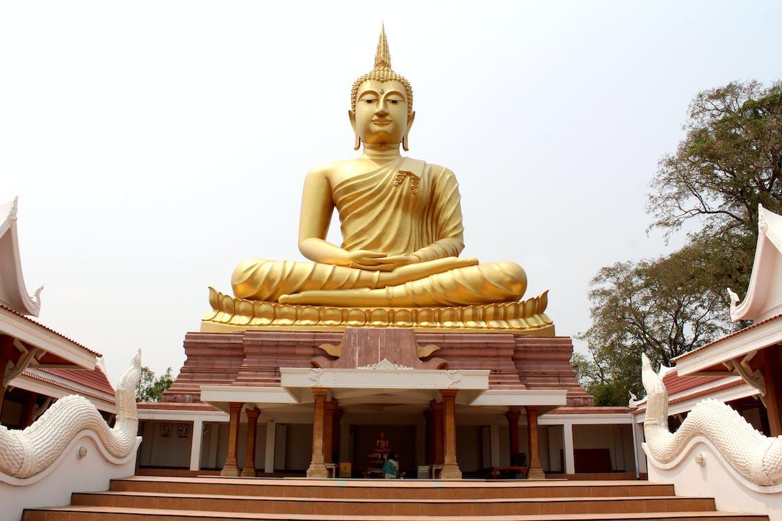 будда, Буддизм, восточный