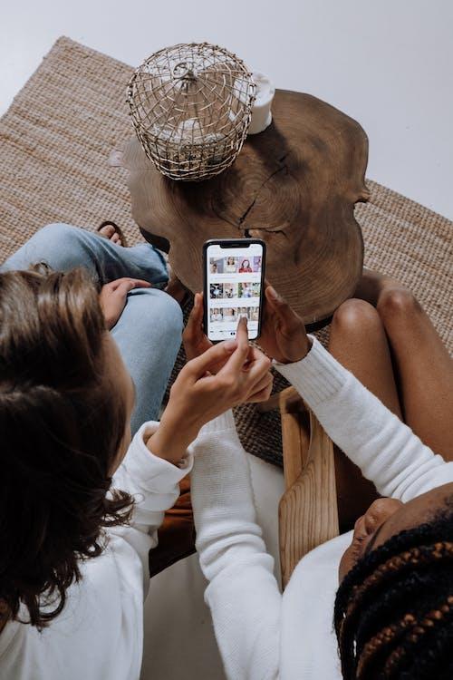Δωρεάν στοκ φωτογραφιών με app, iphone, smartphone