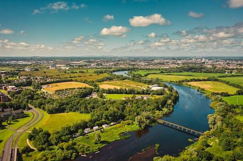 강, 강 섀넌, 건축, 건축 양식의 무료 스톡 사진
