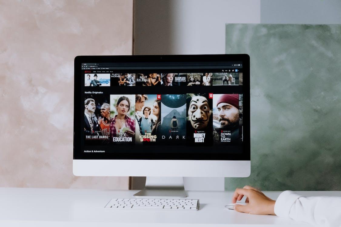 Netflix on an Imac
