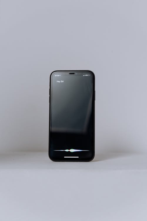 Black Samsung Android Smartphone on White Table