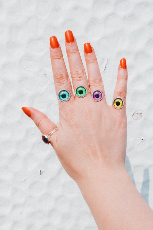 Immagine gratuita di anelli, bellissimo, chiodo, corpo