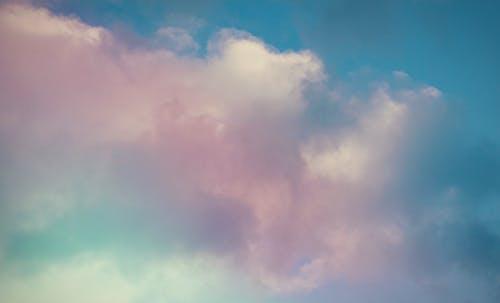 Photos gratuites de arrière-plans, ciel, ciel bleu, couleurs pastel