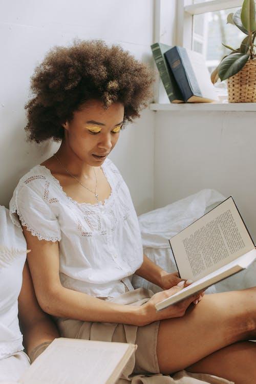 Ingyenes stockfotó afrikai lány, afro-amerikai lány, afro-amerikai nők témában