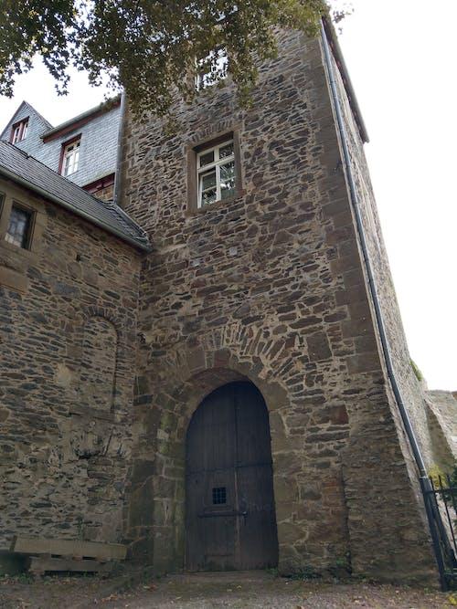 Free stock photo of burg, castle, door
