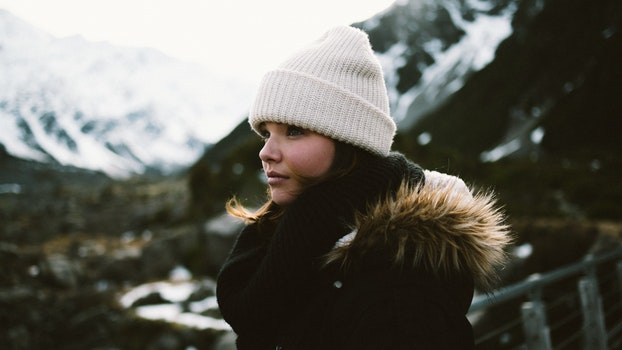 Free stock photo of fashion, woman, girl, winter
