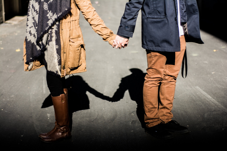Free stock photo of man, couple, love, woman