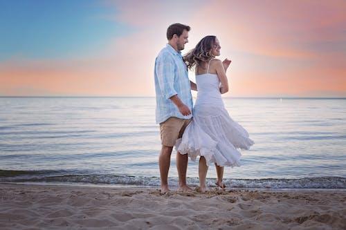 Immagine gratuita di acqua, affetto, amanti, amore