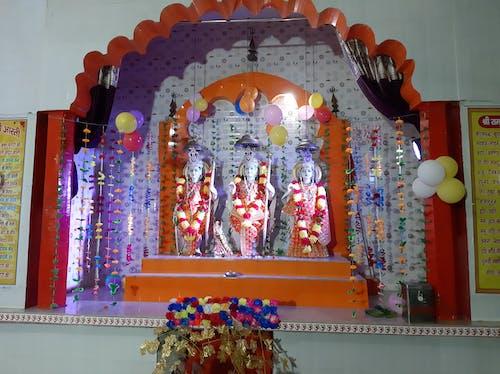 Free stock photo of Krishna, lord rama, ram, ram darbar wallpapers