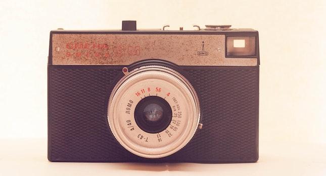 Free stock photo of camera, photography, vintage, analog camera
