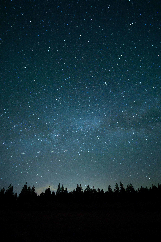 Free stock photo of nature, sky, night, space
