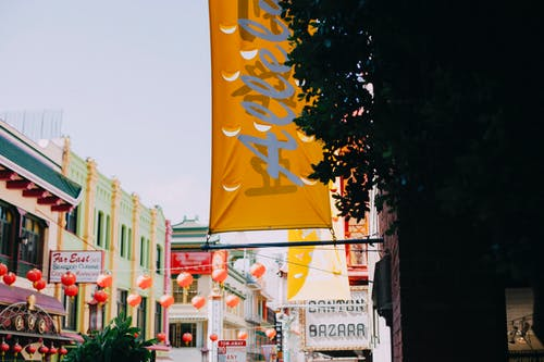 Free stock photo of china town, city, san francisco