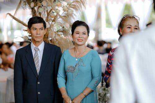 Kostenloses Stock Foto zu anzug, asien: menschen, beziehung