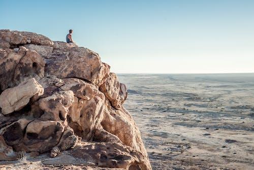 Photos gratuites de cailloux, désert, environnement, falaise