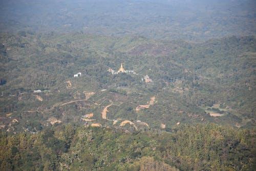 Darmowe zdjęcie z galerii z góra, krajobraz przyrody, mountain travel, na zewnątrz