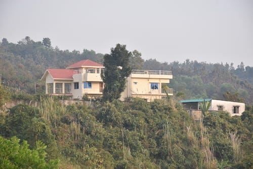 Darmowe zdjęcie z galerii z architektura, budynek, fotografia plenerowa, góra