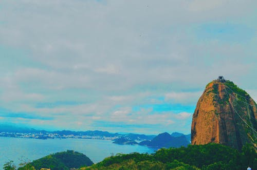 Free stock photo of brazil, rio de janeiro, sugarloaf mountain