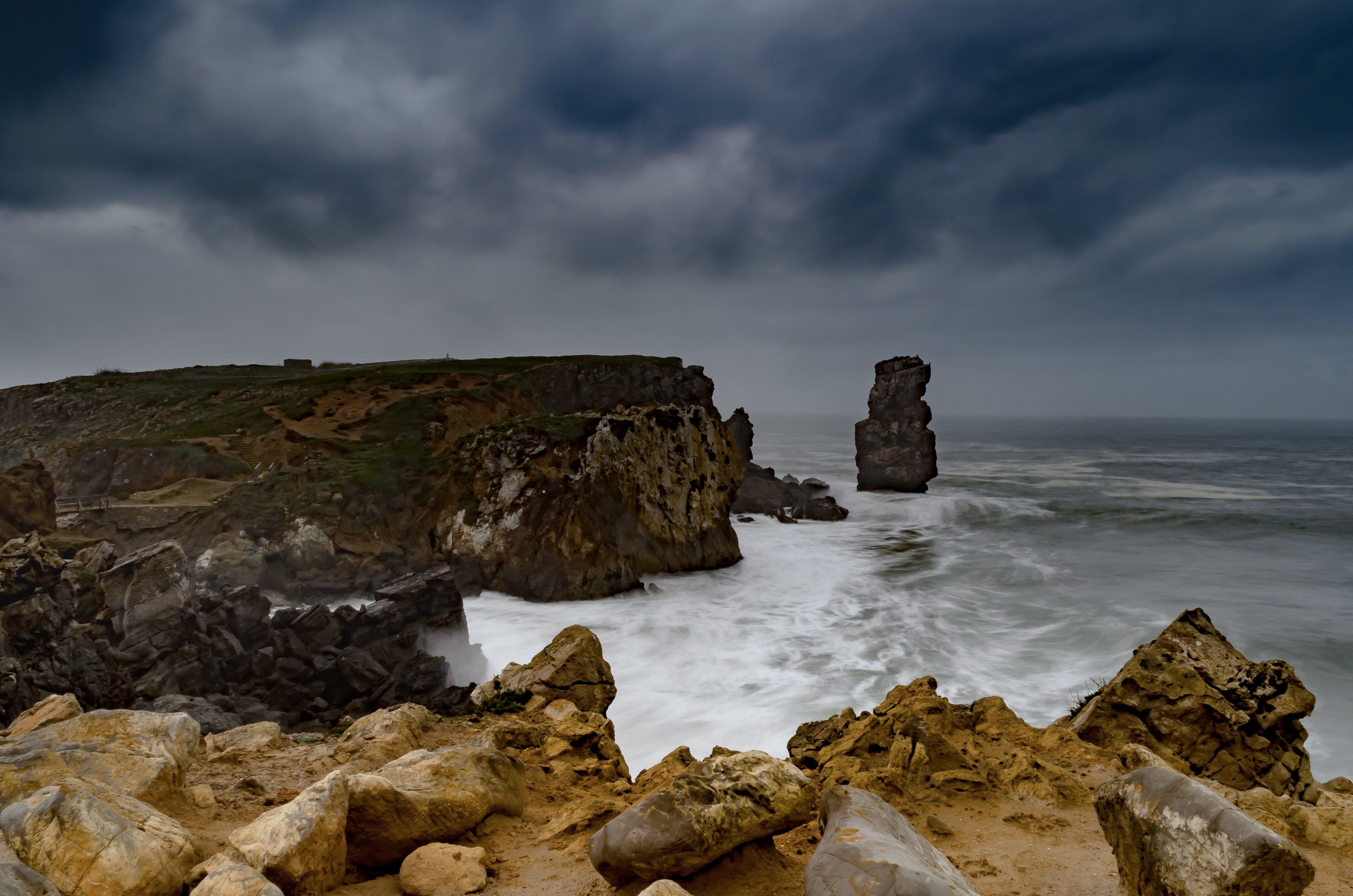 Free stock photo of sea, ocean, coast, seascape