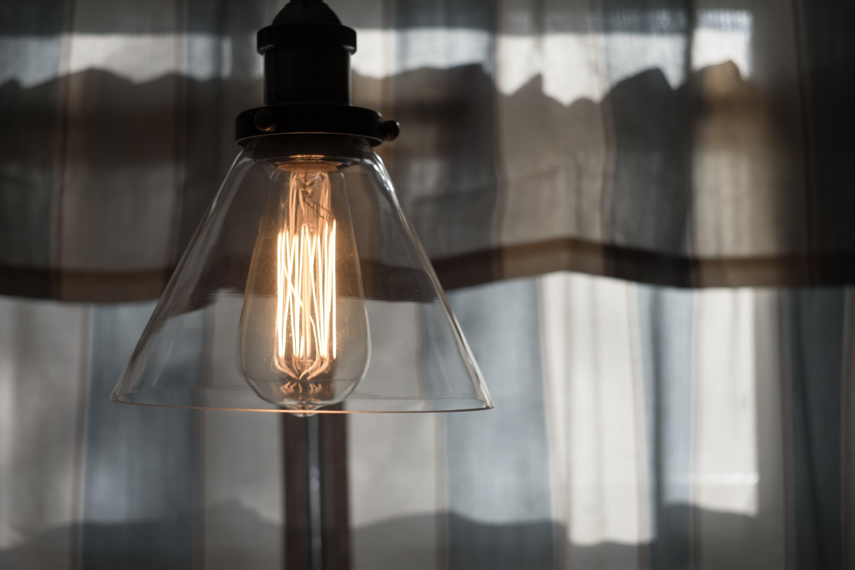 Free stock photo of light, light bulb, idea, electricity