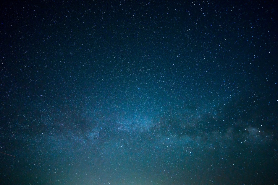 Starry Sky during Night